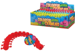 Colourful Crawlies (24 D)