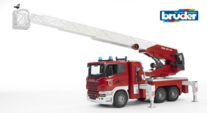 Scania Fire Engine