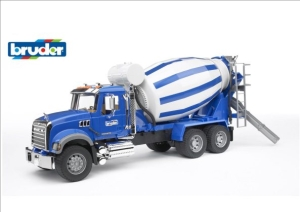 MACK Granite Cement Mixer