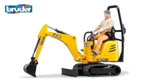 JCB Micro Exc w/Worker