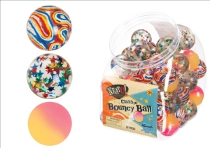 Neato Classic Bouncy Balls (60 D)