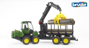 J/Deere 1210E Forwarder