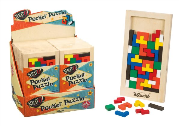 Neato Pocket Puzzle (24 D)