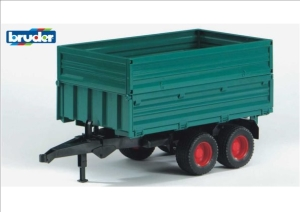 Tipping Trailer Removable Top